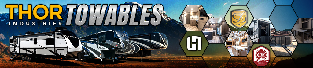 Shop Travel Trailers by Price, Type, or Model