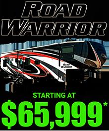 Sidebar Heartland Road Warrior