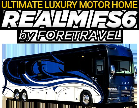 Sidebar Foretravel Realm FS6