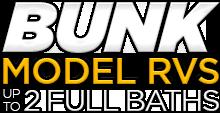 Sidebar Bunk Model RVs